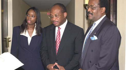 Ronda Lee - Johnnie Cochran - Willie Gary
